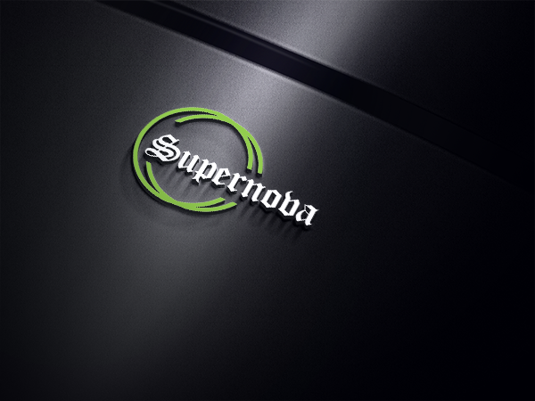 Logo Design by Md nayeem Khan - Entry No. 147 in the Logo Design Contest Creative Logo Design for Supernova.