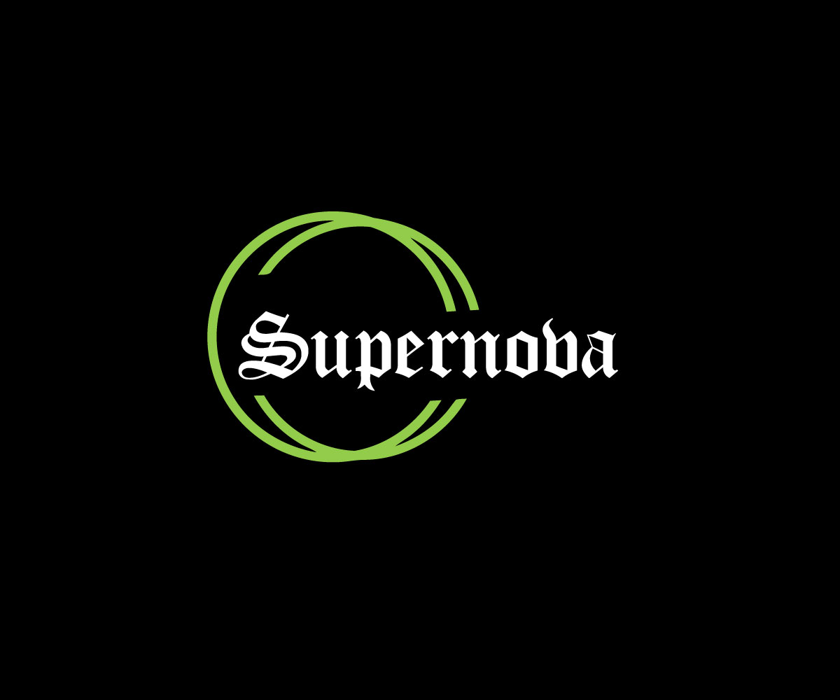 Logo Design by Md nayeem Khan - Entry No. 148 in the Logo Design Contest Creative Logo Design for Supernova.