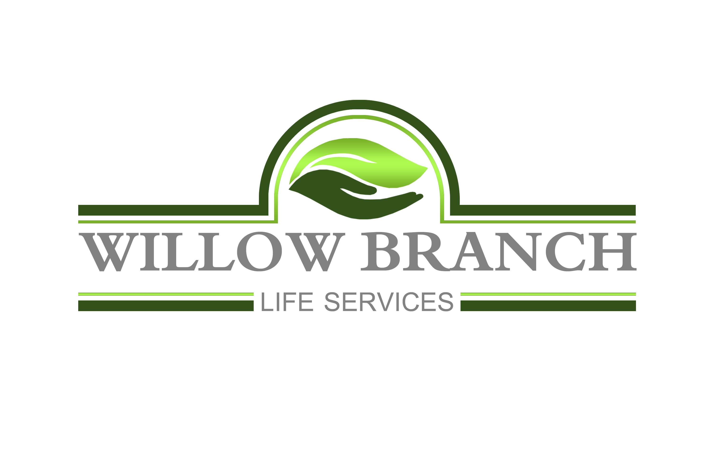 Logo Design by JSDESIGNGROUP - Entry No. 355 in the Logo Design Contest Artistic Logo Design for Willow Branch Life Service.