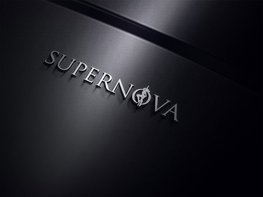 Logo Design by Kamal Hossain - Entry No. 149 in the Logo Design Contest Creative Logo Design for Supernova.