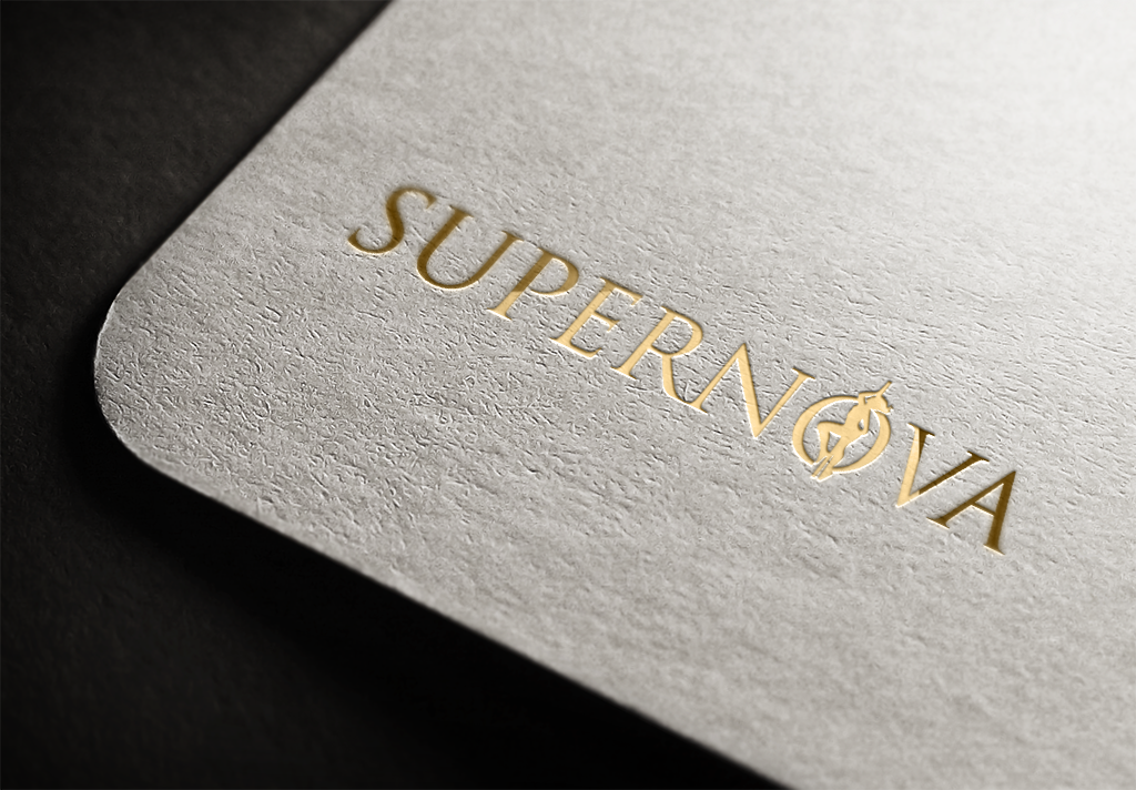 Logo Design by Kamal Hossain - Entry No. 150 in the Logo Design Contest Creative Logo Design for Supernova.