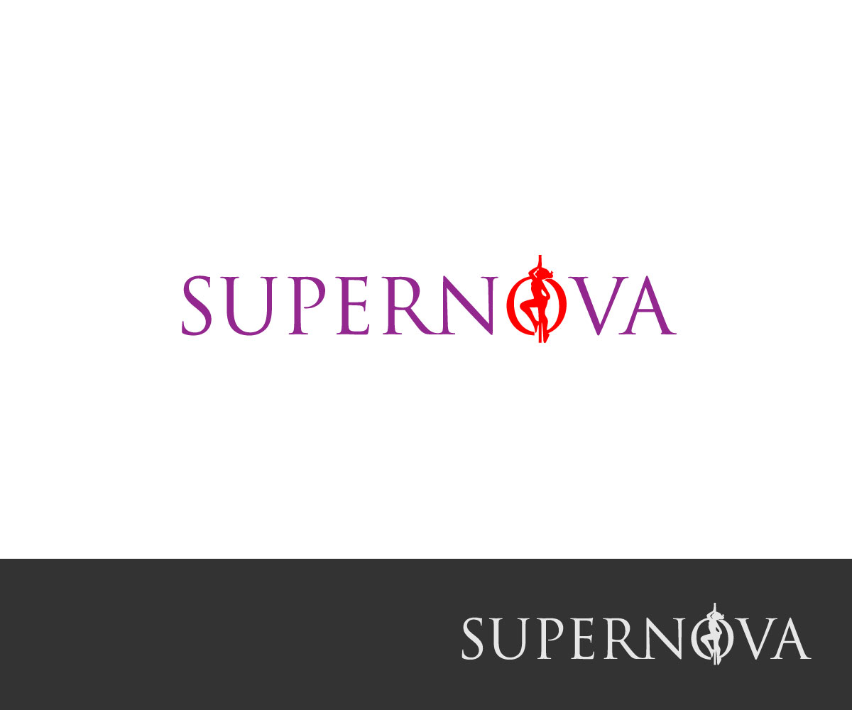 Logo Design by Kamal Hossain - Entry No. 151 in the Logo Design Contest Creative Logo Design for Supernova.