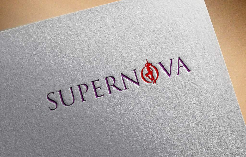 Logo Design by Kamal Hossain - Entry No. 152 in the Logo Design Contest Creative Logo Design for Supernova.