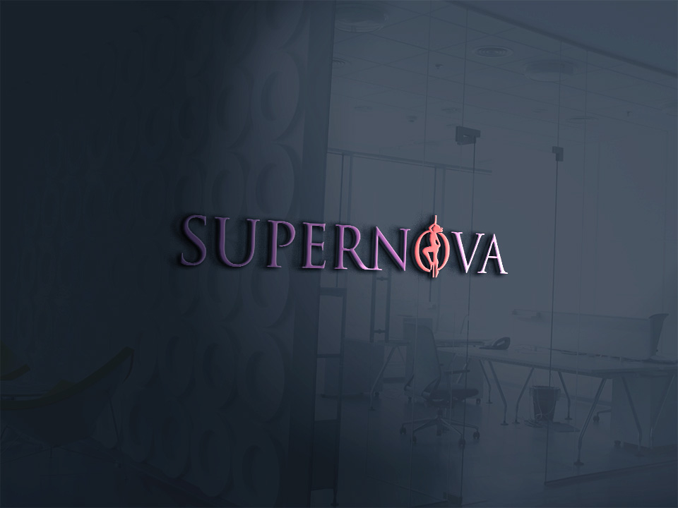 Logo Design by Kamal Hossain - Entry No. 153 in the Logo Design Contest Creative Logo Design for Supernova.