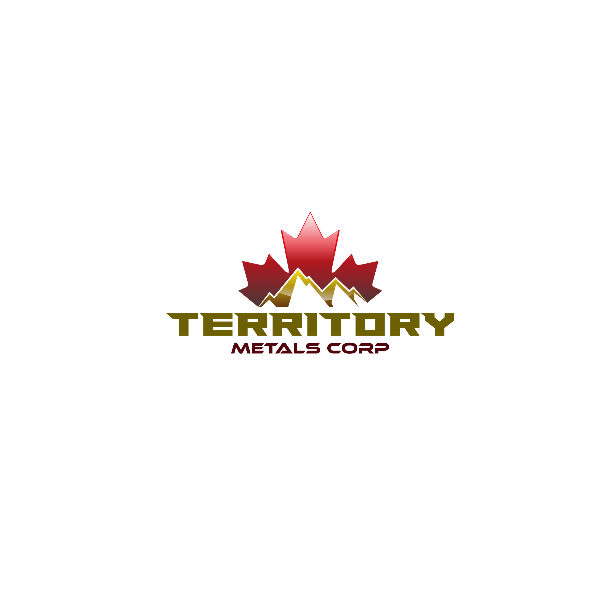Logo Design by Runz - Entry No. 210 in the Logo Design Contest Unique Logo Design Wanted for Territory Metals Corp..
