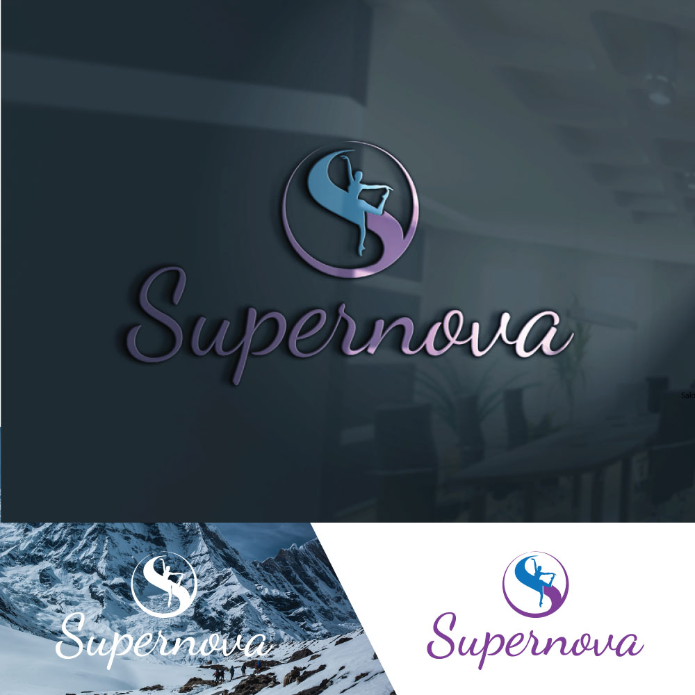 Logo Design by Hire Designer - Entry No. 160 in the Logo Design Contest Creative Logo Design for Supernova.