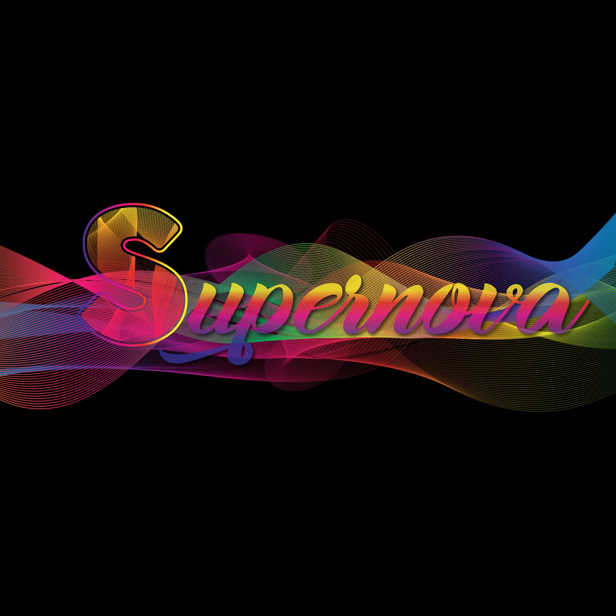 Logo Design by Runz - Entry No. 161 in the Logo Design Contest Creative Logo Design for Supernova.