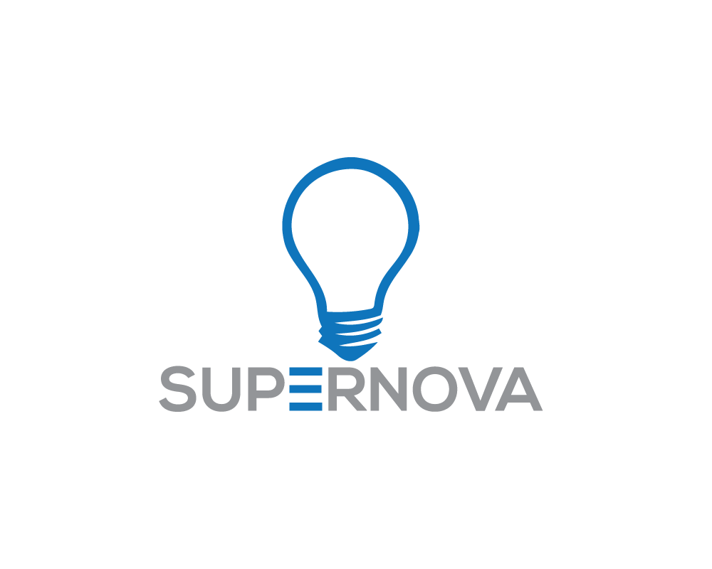 Logo Design by Siful Islamsi - Entry No. 163 in the Logo Design Contest Creative Logo Design for Supernova.