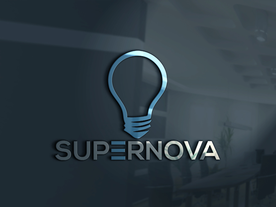 Logo Design by Siful Islamsi - Entry No. 164 in the Logo Design Contest Creative Logo Design for Supernova.