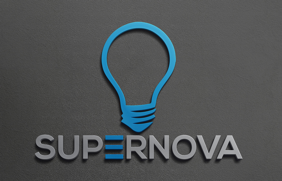 Logo Design by Siful Islamsi - Entry No. 165 in the Logo Design Contest Creative Logo Design for Supernova.