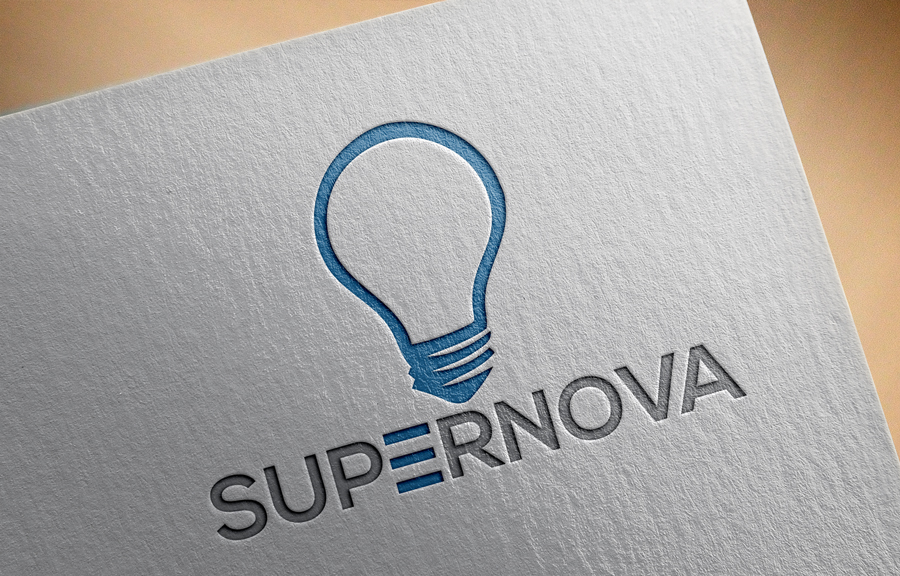 Logo Design by Siful Islamsi - Entry No. 166 in the Logo Design Contest Creative Logo Design for Supernova.
