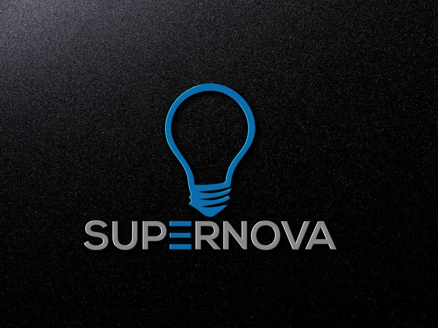 Logo Design by Siful Islamsi - Entry No. 167 in the Logo Design Contest Creative Logo Design for Supernova.