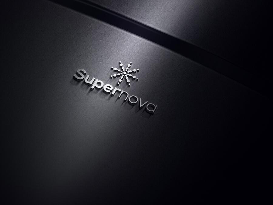 Logo Design by Nur Designer - Entry No. 169 in the Logo Design Contest Creative Logo Design for Supernova.