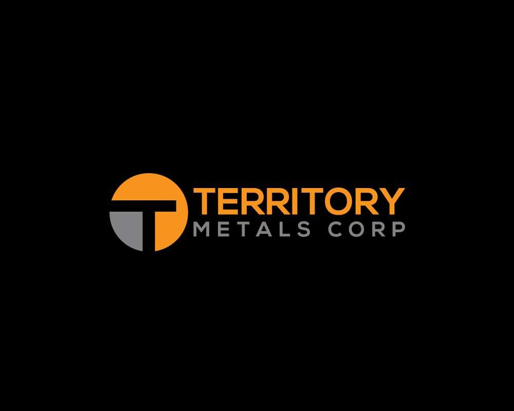 Logo Design by Nur Designer - Entry No. 215 in the Logo Design Contest Unique Logo Design Wanted for Territory Metals Corp..
