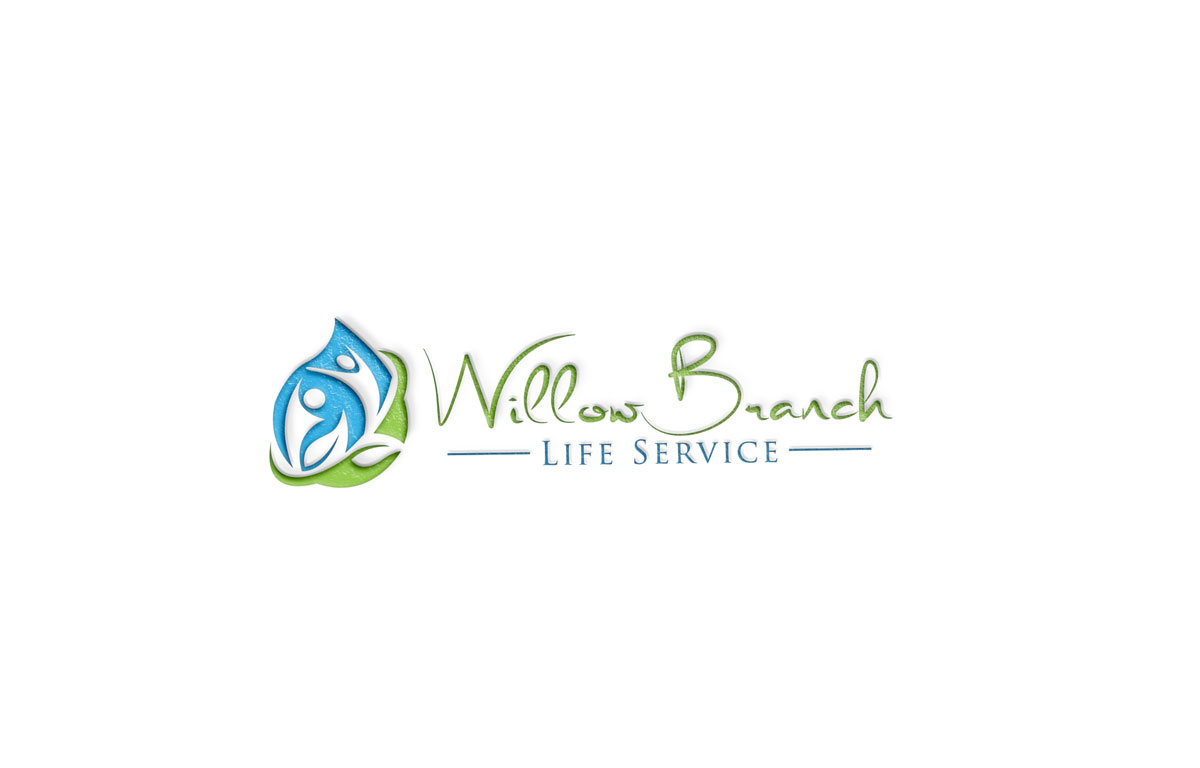 Logo Design by Private User - Entry No. 366 in the Logo Design Contest Artistic Logo Design for Willow Branch Life Service.