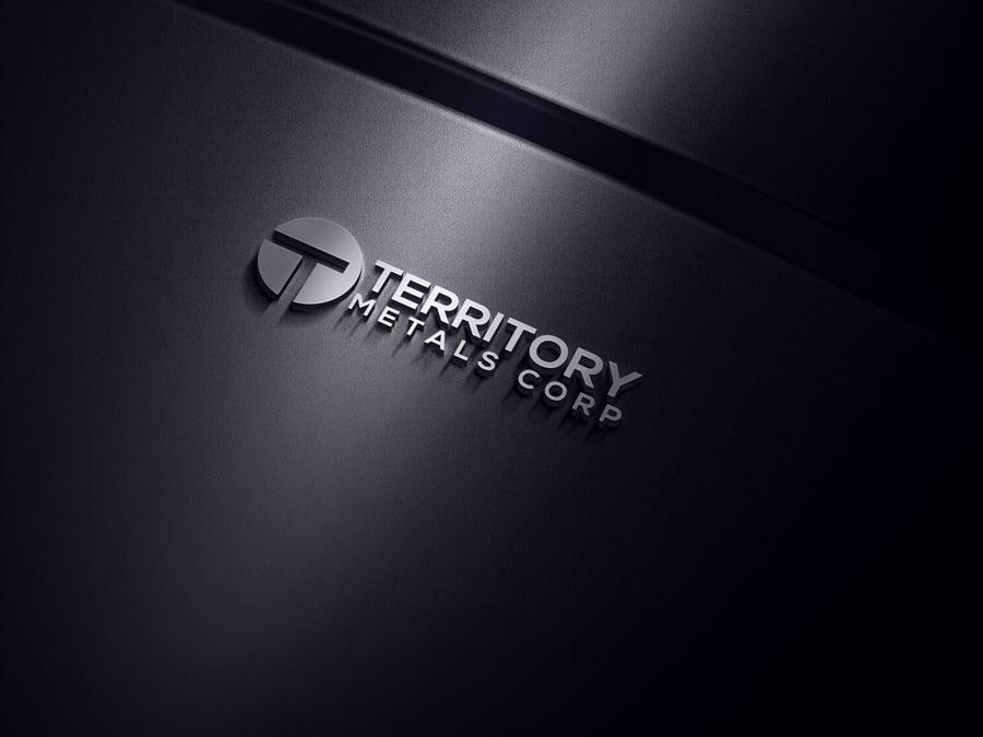 Logo Design by Nur Designer - Entry No. 218 in the Logo Design Contest Unique Logo Design Wanted for Territory Metals Corp..
