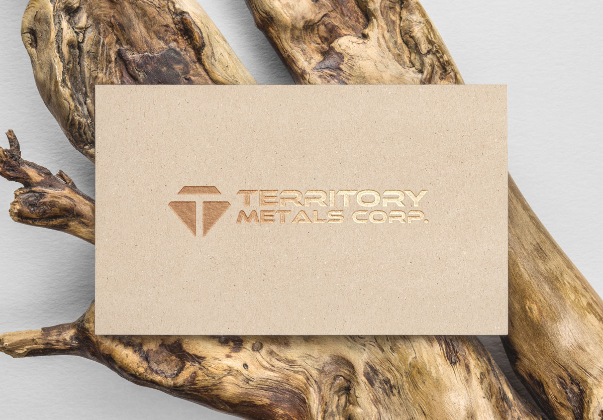 Logo Design by Private User - Entry No. 221 in the Logo Design Contest Unique Logo Design Wanted for Territory Metals Corp..