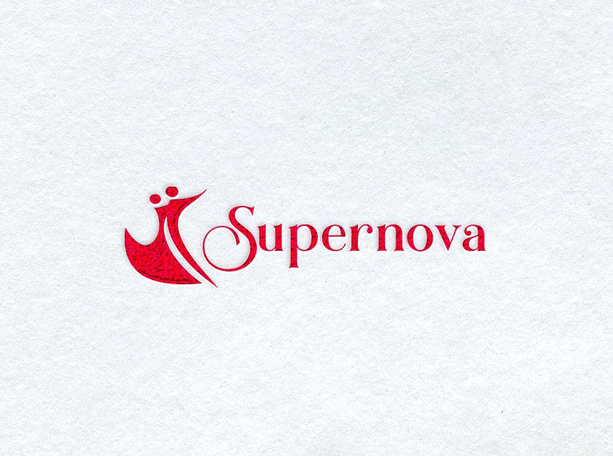 Logo Design by Private User - Entry No. 175 in the Logo Design Contest Creative Logo Design for Supernova.