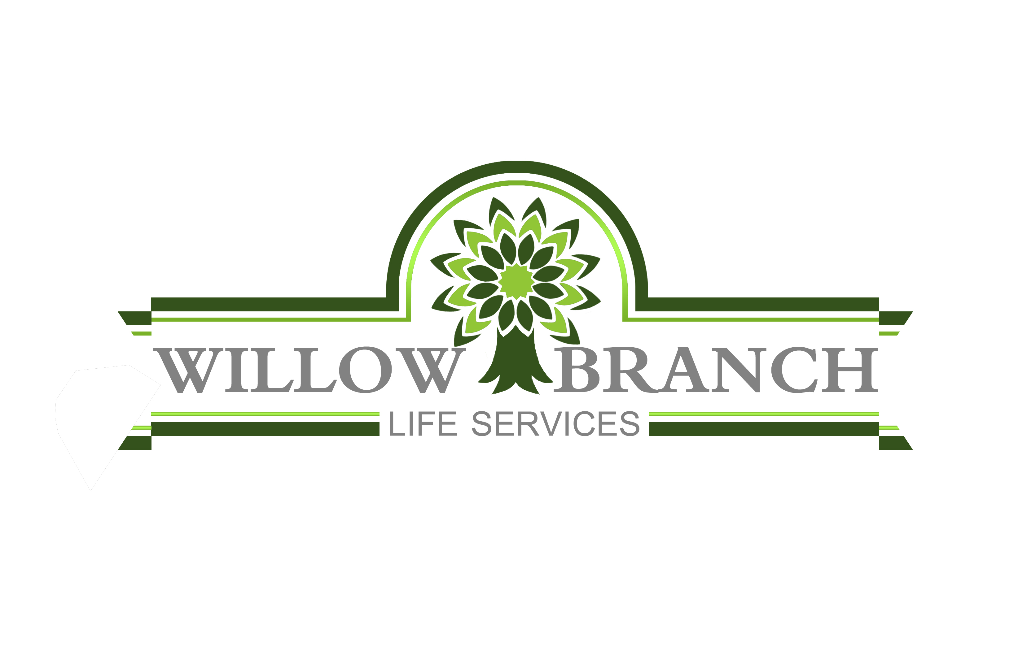 Logo Design by JSDESIGNGROUP - Entry No. 372 in the Logo Design Contest Artistic Logo Design for Willow Branch Life Service.