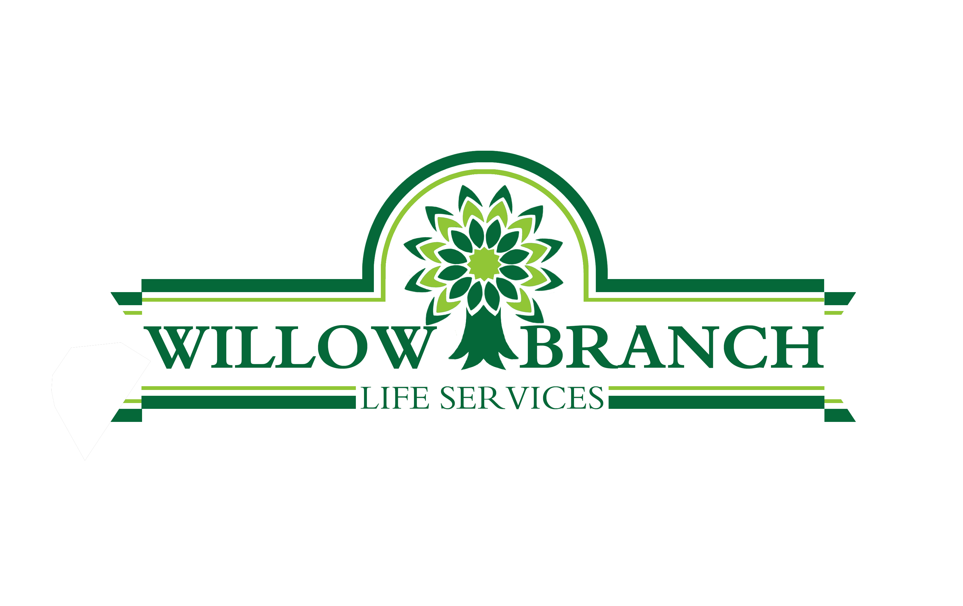 Logo Design by JSDESIGNGROUP - Entry No. 373 in the Logo Design Contest Artistic Logo Design for Willow Branch Life Service.