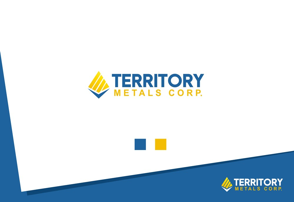 Logo Design by Banyumili - Entry No. 224 in the Logo Design Contest Unique Logo Design Wanted for Territory Metals Corp..