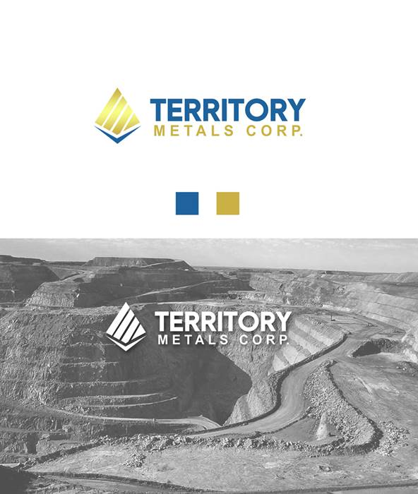 Logo Design by Banyumili - Entry No. 225 in the Logo Design Contest Unique Logo Design Wanted for Territory Metals Corp..