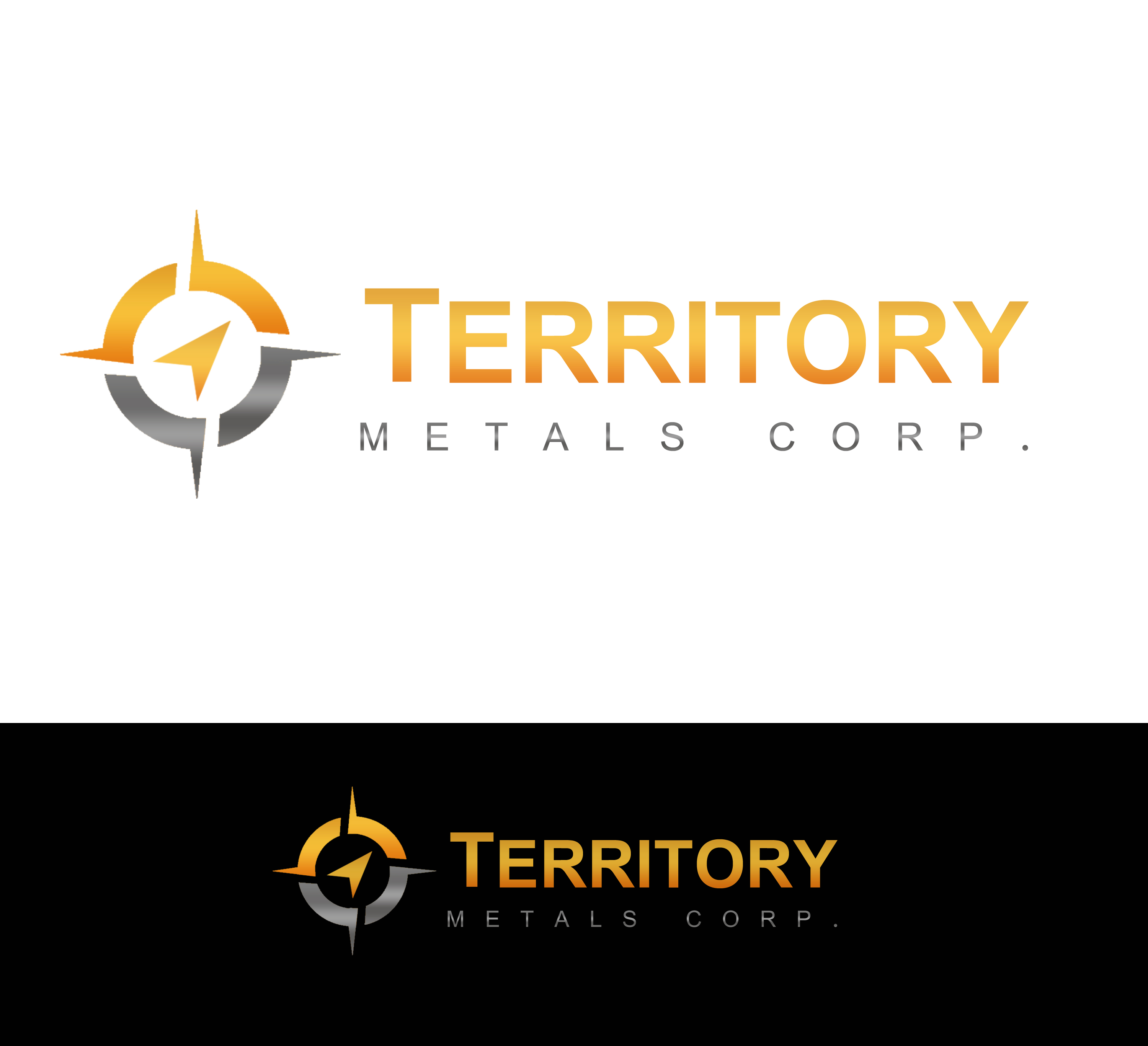 Logo Design by JSDESIGNGROUP - Entry No. 234 in the Logo Design Contest Unique Logo Design Wanted for Territory Metals Corp..