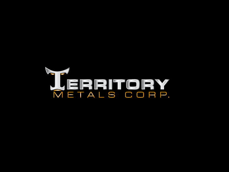 Logo Design by Private User - Entry No. 235 in the Logo Design Contest Unique Logo Design Wanted for Territory Metals Corp..