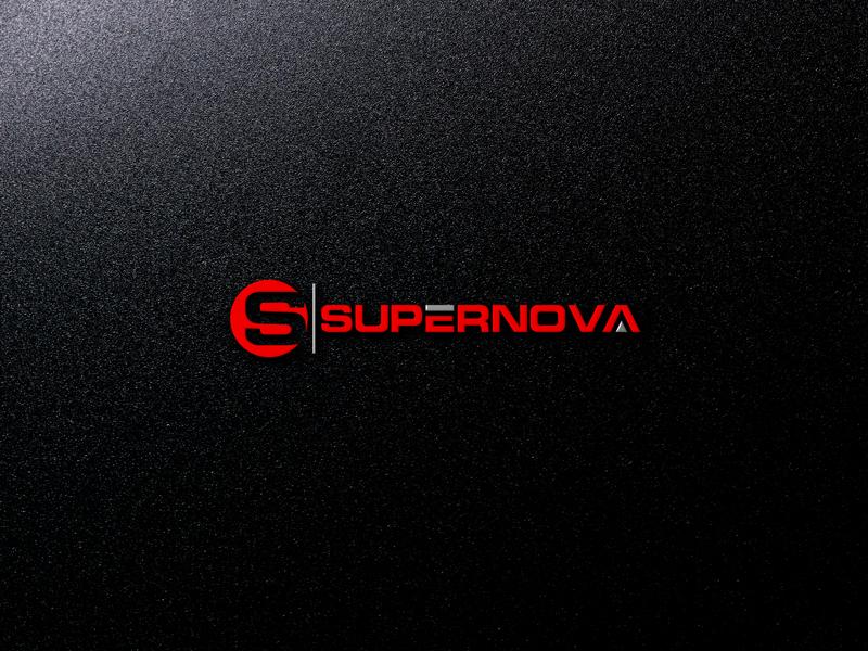 Logo Design by Mohammad azad Hossain - Entry No. 176 in the Logo Design Contest Creative Logo Design for Supernova.