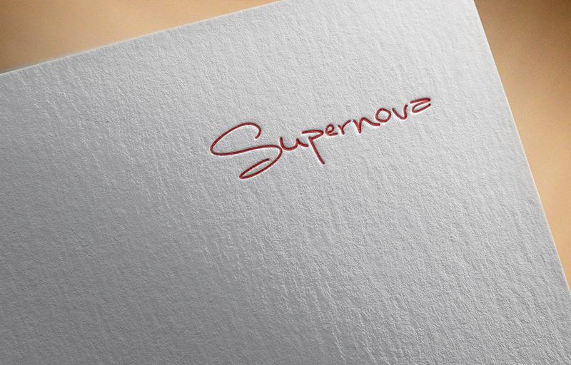 Logo Design by Mohammad azad Hossain - Entry No. 177 in the Logo Design Contest Creative Logo Design for Supernova.