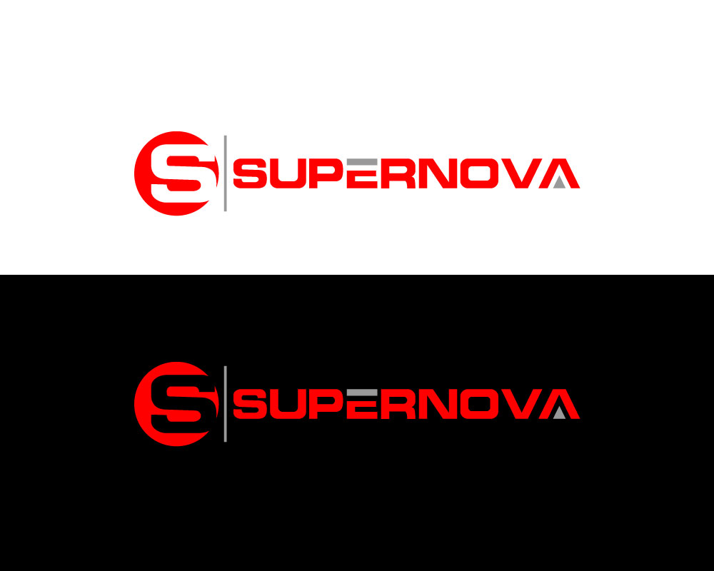 Logo Design by Mohammad azad Hossain - Entry No. 178 in the Logo Design Contest Creative Logo Design for Supernova.