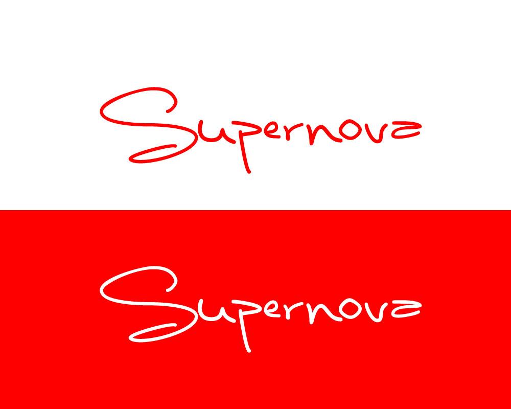 Logo Design by Mohammad azad Hossain - Entry No. 179 in the Logo Design Contest Creative Logo Design for Supernova.