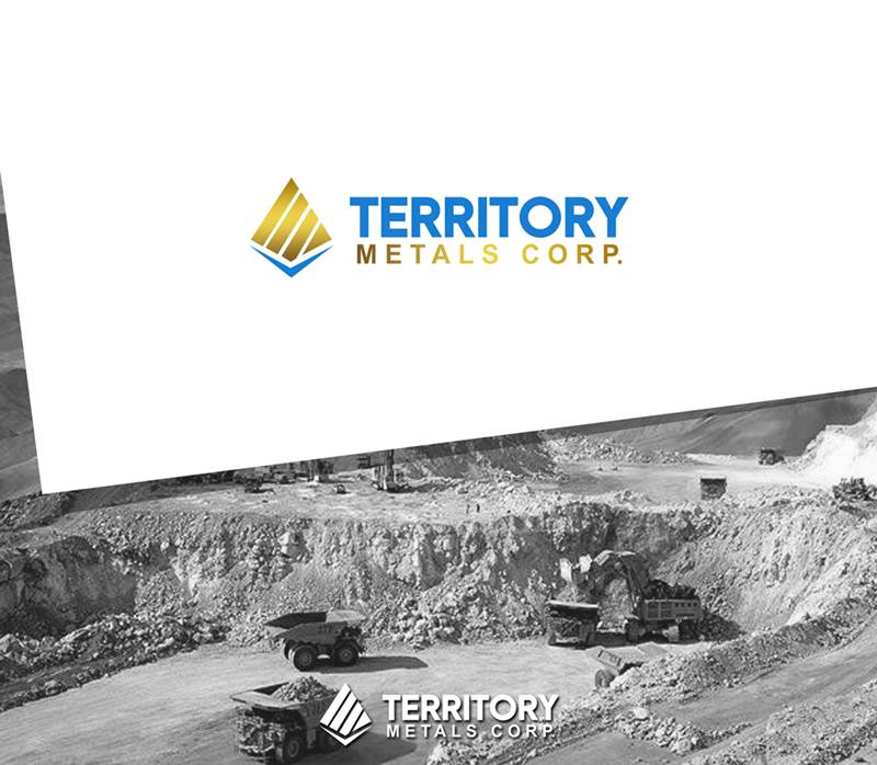 Logo Design by Banyumili - Entry No. 250 in the Logo Design Contest Unique Logo Design Wanted for Territory Metals Corp..