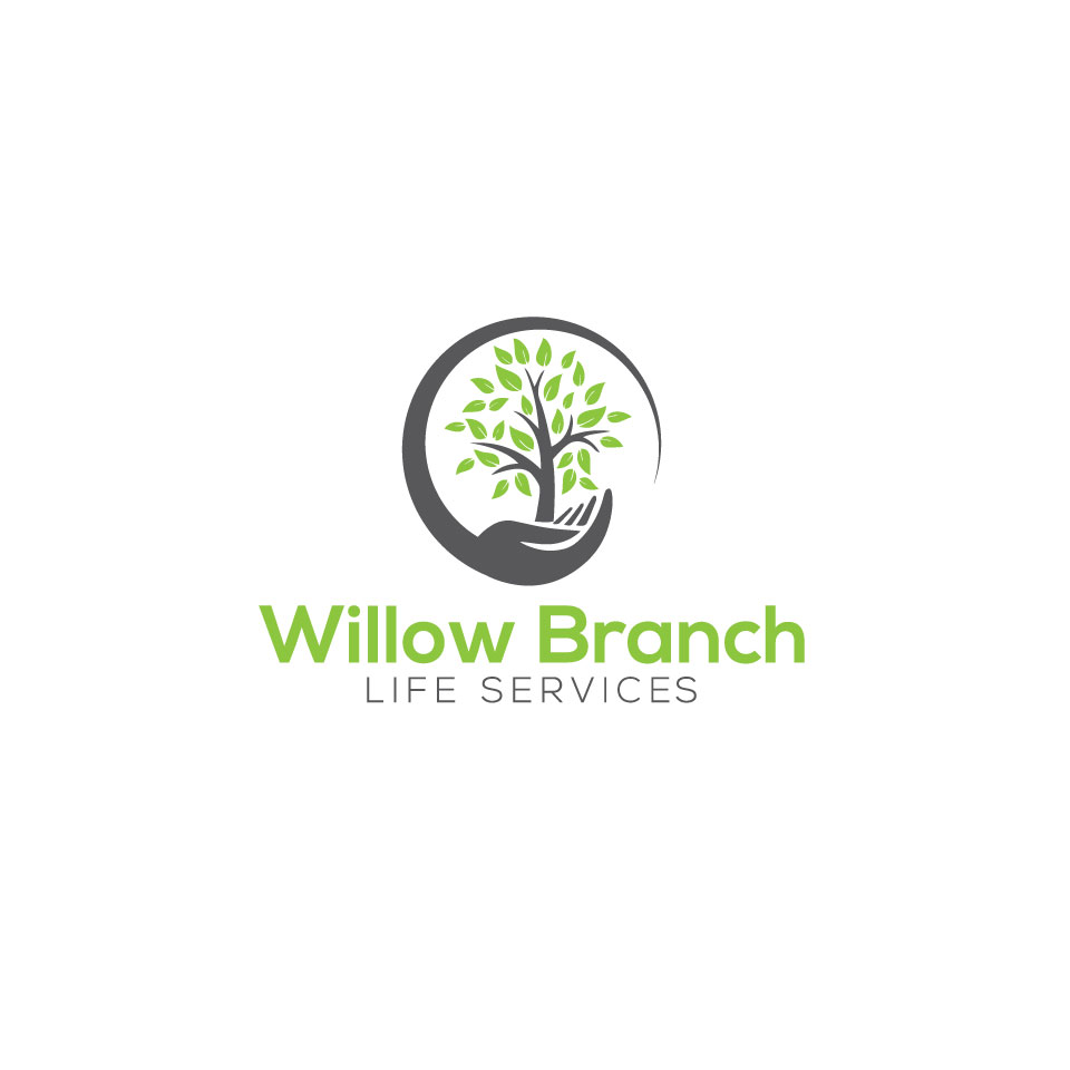 Logo Design by Private User - Entry No. 391 in the Logo Design Contest Artistic Logo Design for Willow Branch Life Service.