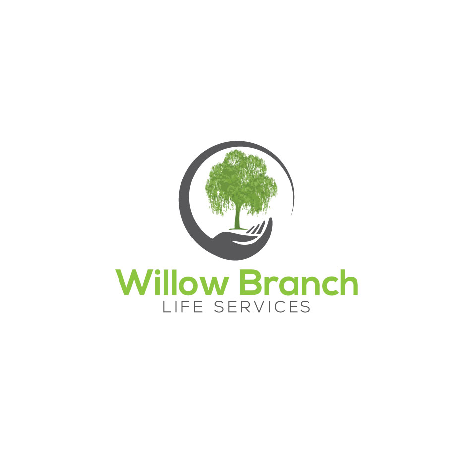 Logo Design by Private User - Entry No. 394 in the Logo Design Contest Artistic Logo Design for Willow Branch Life Service.