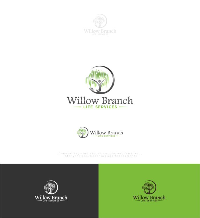 Logo Design by Raymond Garcia - Entry No. 401 in the Logo Design Contest Artistic Logo Design for Willow Branch Life Service.