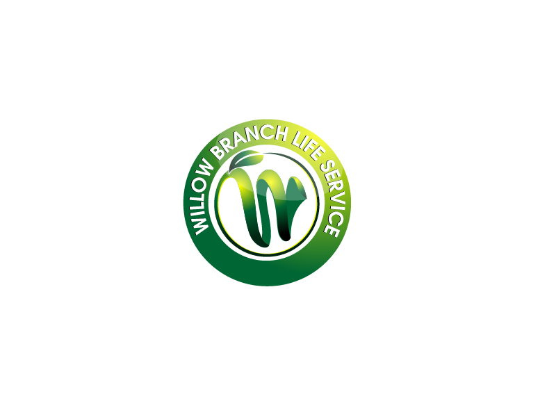 Logo Design by brands_in - Entry No. 405 in the Logo Design Contest Artistic Logo Design for Willow Branch Life Service.