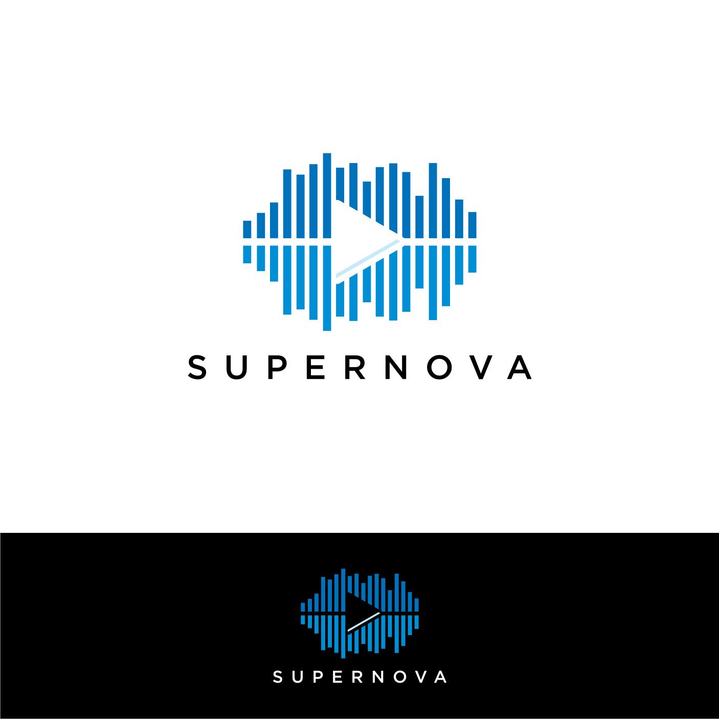 Logo Design by Analla Art - Entry No. 192 in the Logo Design Contest Creative Logo Design for Supernova.