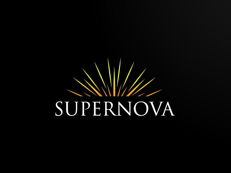 Logo Design by Private User - Entry No. 195 in the Logo Design Contest Creative Logo Design for Supernova.