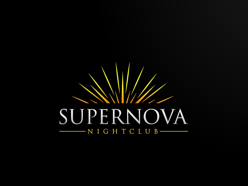 Logo Design by Private User - Entry No. 196 in the Logo Design Contest Creative Logo Design for Supernova.
