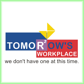 Logo Design by hafizshaikh7 - Entry No. 3 in the Logo Design Contest Tomorrow's Workplace.