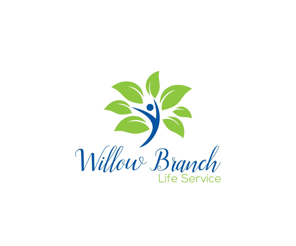 Logo Design by Mamun Hossain - Entry No. 429 in the Logo Design Contest Artistic Logo Design for Willow Branch Life Service.