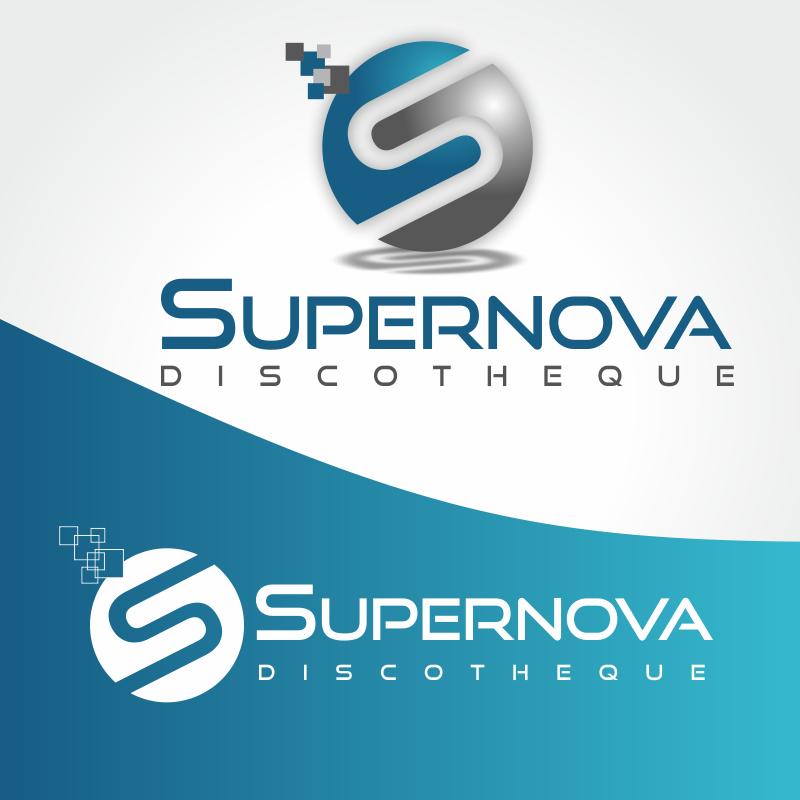 Logo Design by Private User - Entry No. 199 in the Logo Design Contest Creative Logo Design for Supernova.