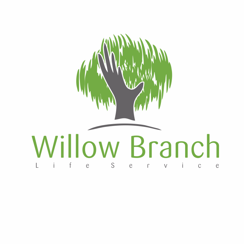 Logo Design by Private User - Entry No. 435 in the Logo Design Contest Artistic Logo Design for Willow Branch Life Service.