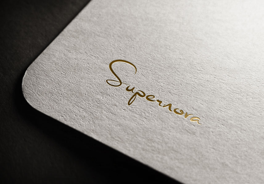 Logo Design by Private User - Entry No. 202 in the Logo Design Contest Creative Logo Design for Supernova.