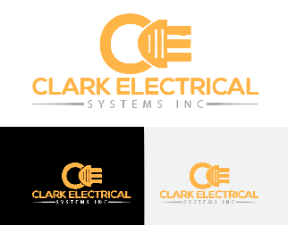 Logo Design by Melton Design - Entry No. 6 in the Logo Design Contest Artistic Logo Design for Clark Electrical Systems Inc..
