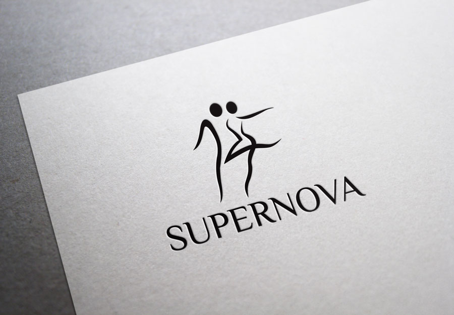 Logo Design by Mirza Arif Ahammed - Entry No. 203 in the Logo Design Contest Creative Logo Design for Supernova.