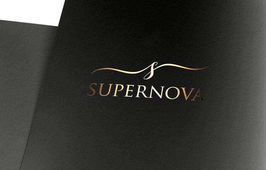 Logo Design by Mirza Arif Ahammed - Entry No. 204 in the Logo Design Contest Creative Logo Design for Supernova.
