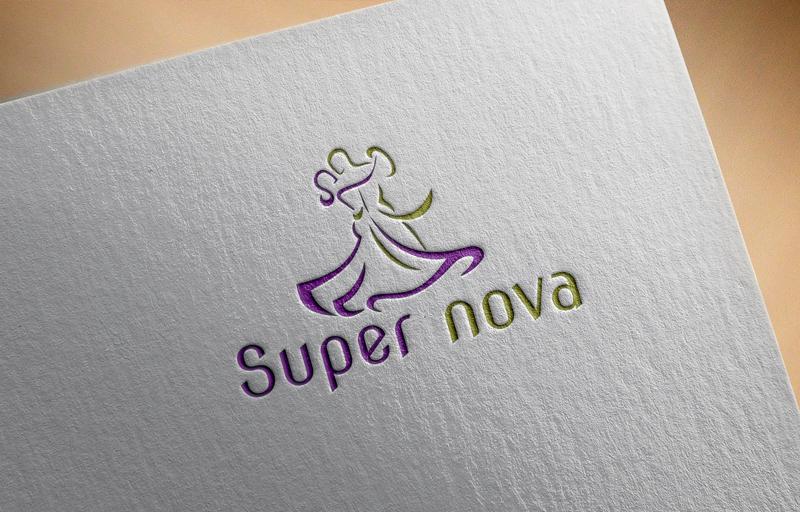 Logo Design by Md Harun Or Rashid - Entry No. 205 in the Logo Design Contest Creative Logo Design for Supernova.