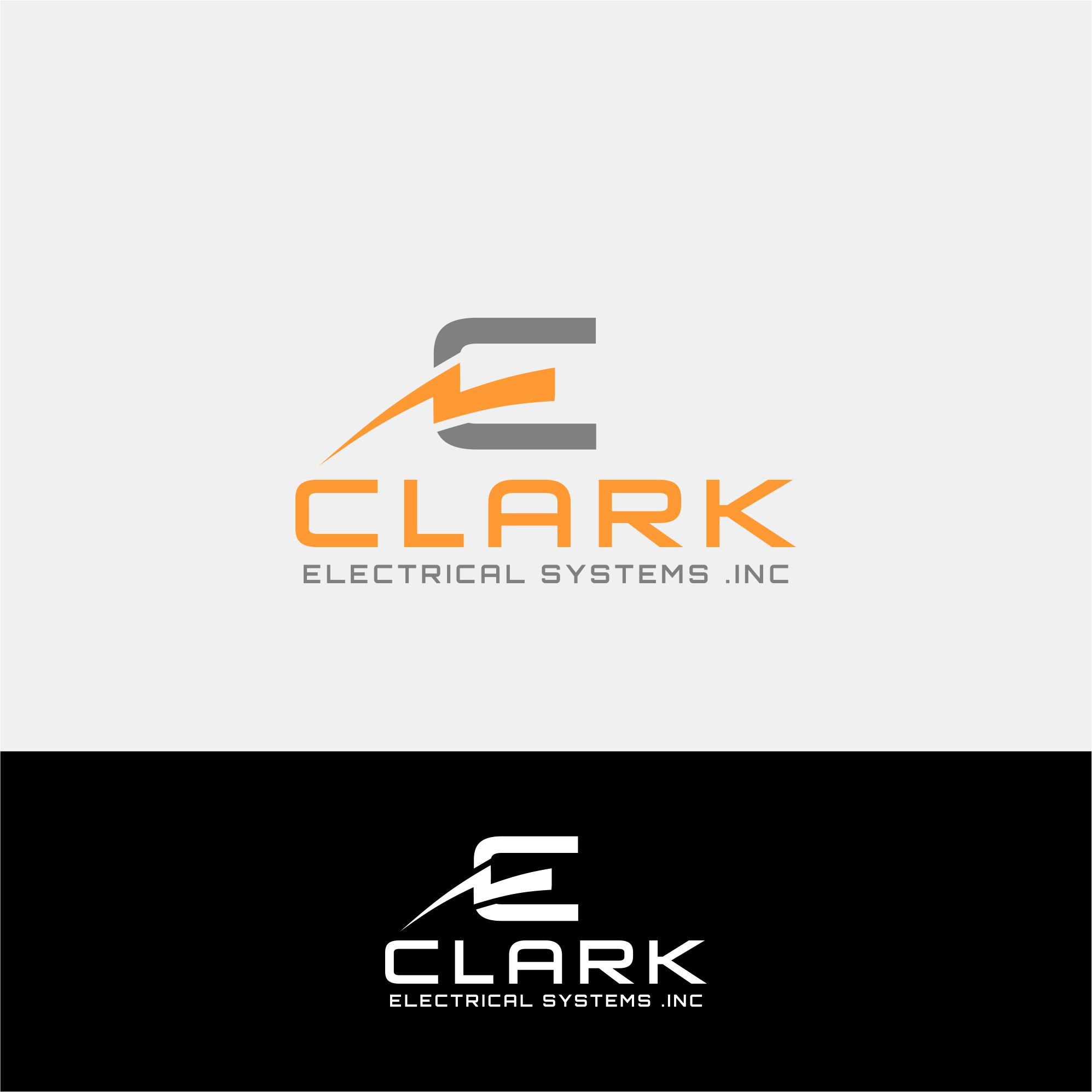 Logo Design by Fredi Santoso - Entry No. 14 in the Logo Design Contest Artistic Logo Design for Clark Electrical Systems Inc..